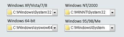 как установить dll файл